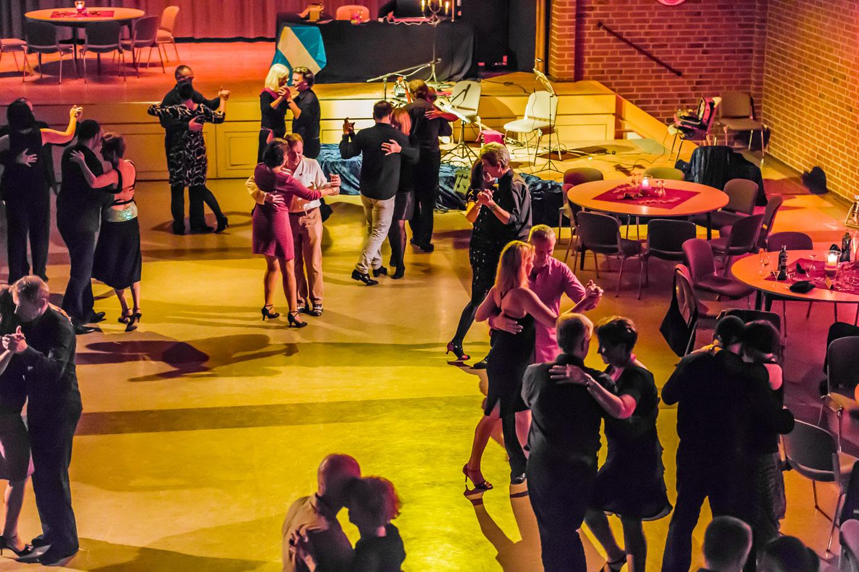 Impressionen von der Milonga in der Stadthalle Olfen III